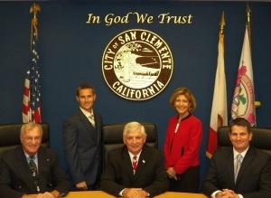 San Clemente City Council 2013