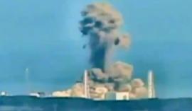 Fukushima Daiichi Explosion