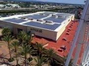 Macy's solar roof - Irvine