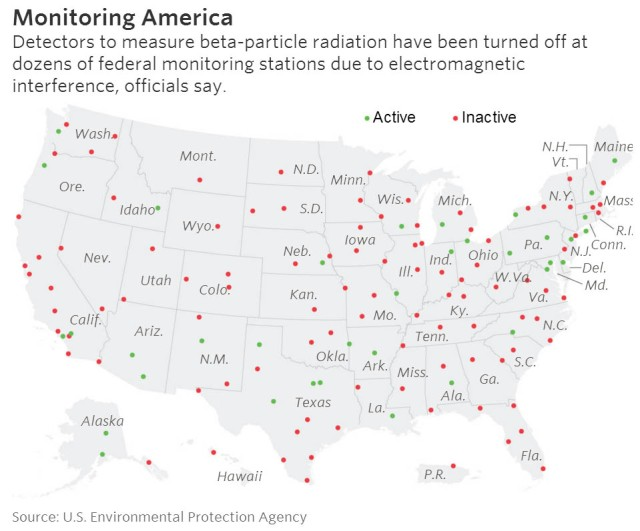 Radiation Monitors EPA 2015-10-20Map