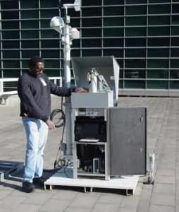 EPA RadNet Monitor