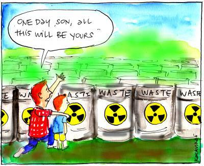 radioactive waste disposal methods pdf