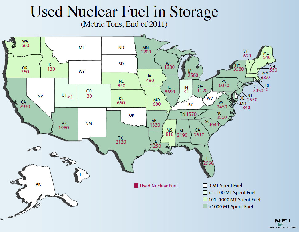 Cost Of Nuclear Power San Onofre Safety - Were is the us's nuclear uranium mined map
