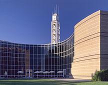 Irvine City Hall and Clock Tower