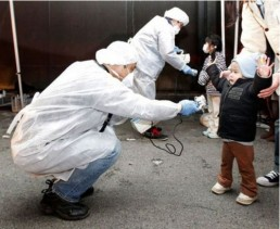 Fukushima Children Radiation Test