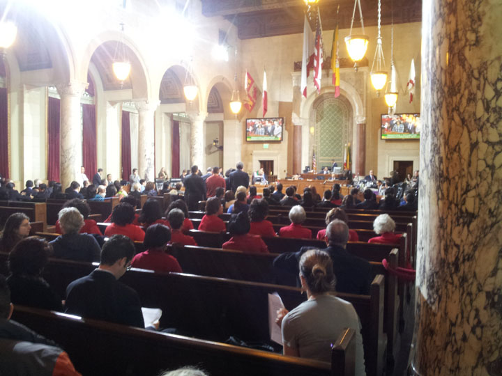 Los Angeles City Council Meetings Audio