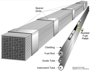 Nuclear Fuel Assembly