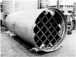 NUHOMS Canister 24 fuel assembly