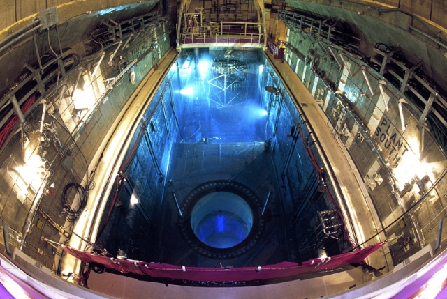 San Onofre Nuclear Spent Fuel Pool
