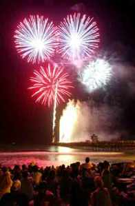 San Clemente Fireworks