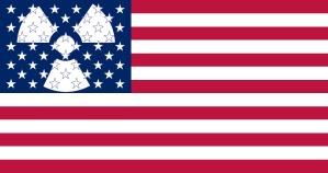 U.S. Flag Radiation