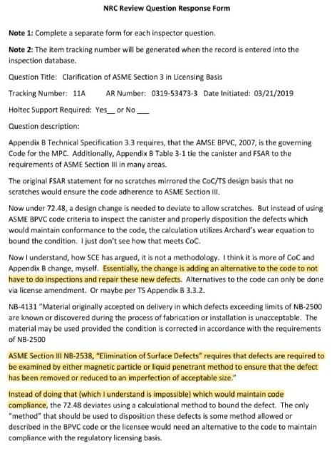NRC-ASME-ImpossibleLeeBrookhart